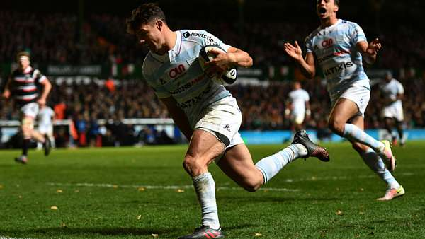 El inconfundible sello de Dan Carter