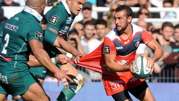 Top 5: Tries - Top 14 - Fecha 9