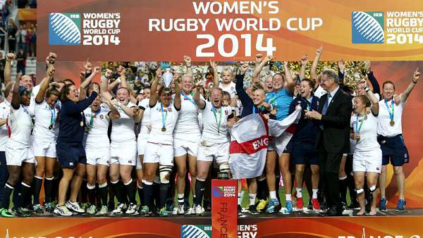 Palpitando la Women's Rugby World Cup