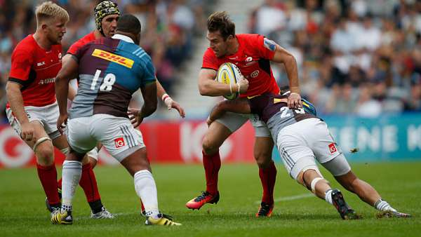 Top 5: Tries - Premiership - Fecha 8