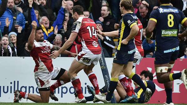 Ulster 39-32 Clermont