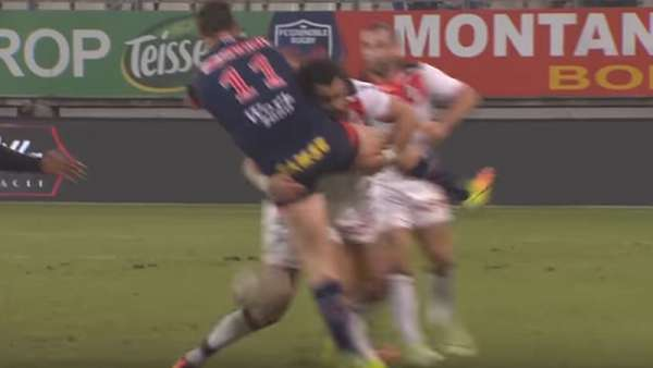 Top 5: Tackles - Top 14 - Fecha 14