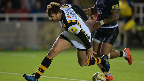 Top 5: Tries - Premiership - Fecha 12