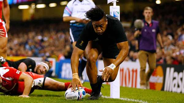 Top 5: tries de los All Blacks en la RWC 2015