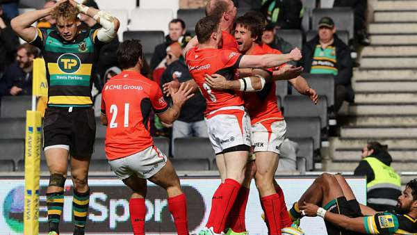 Top 5: Tries - Premiership - Fecha 20
