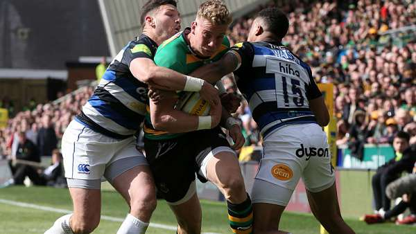 Top 5: Tries de la 21° Fecha de la Premiership