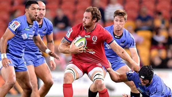 Reds 26-40 Western Force