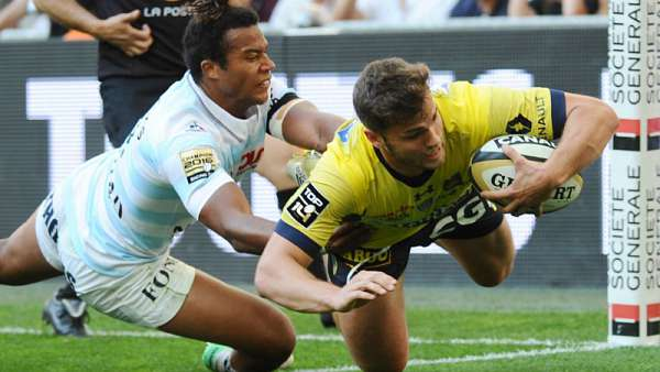 Clermont 37-31 Racing
