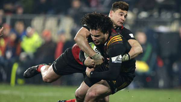 Crusaders 27-13 Chiefs