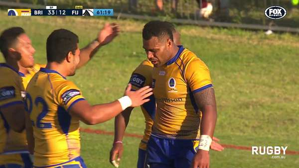 Top 5: Tries - NRC - Fecha 1