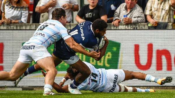 Top 5: Tries - Top 14 - Fecha 15