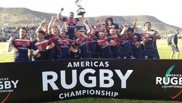 Rumbo a la 3° Americas Rugby Championship