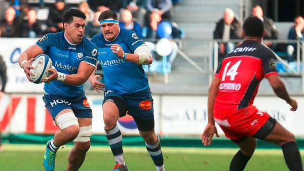 Top 5: Tries - Top 14 - Fecha 24