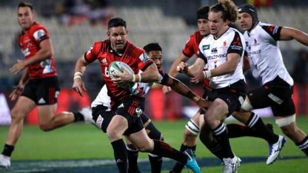 Crusaders 33-11 Sunwolves