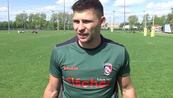 Ben Youngs analizó la temporada de Leicester