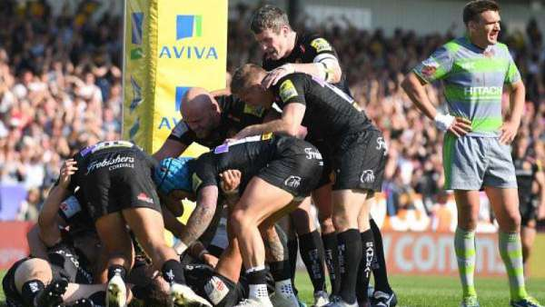 Exeter Chiefs 36-5 Newcastle Falcons