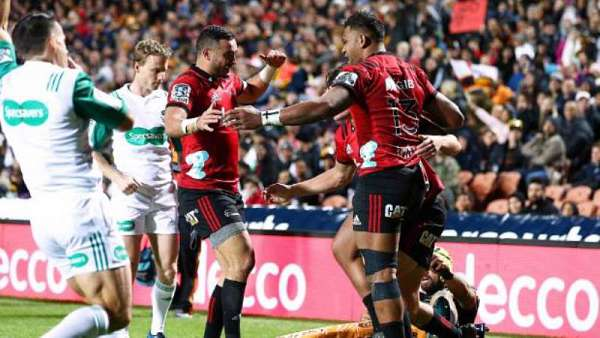 Chiefs 20-34 Crusaders
