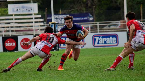 Top 3: Tries - Super 8 - Fecha 2