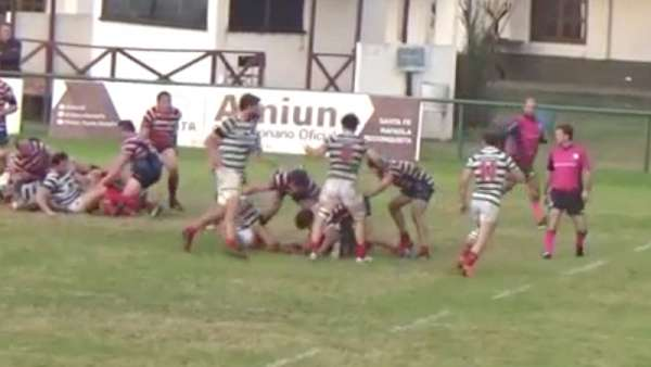 Santa Fe Rugby 23-33 Jockey Club