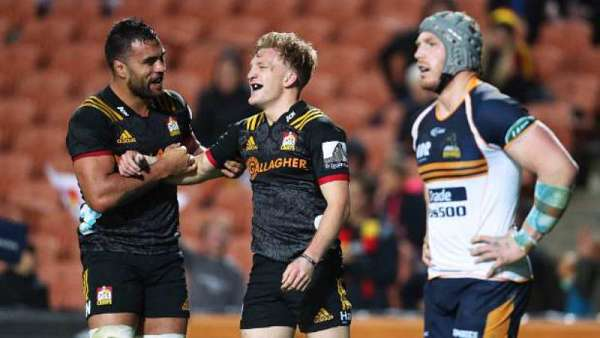 Chiefs 24-19 Brumbies