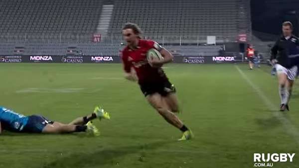 Top 5: Tries - Super Rugby - Fecha 19