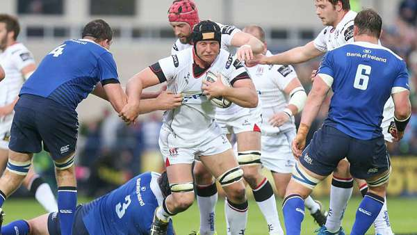 Leinster 38-10 Ulster