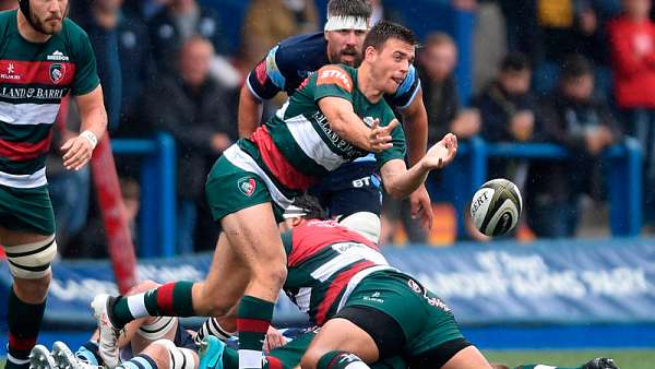 Cardiff Blues 15-17 Leicester