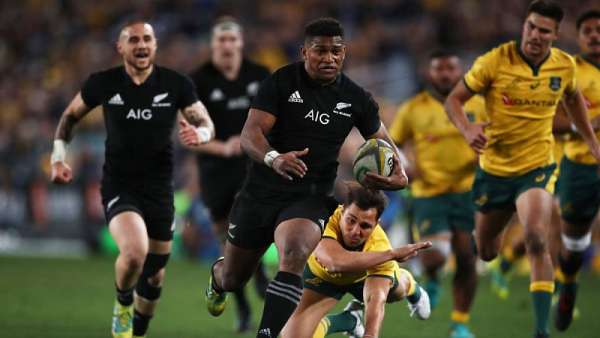Wallabies 13-38 All Blacks