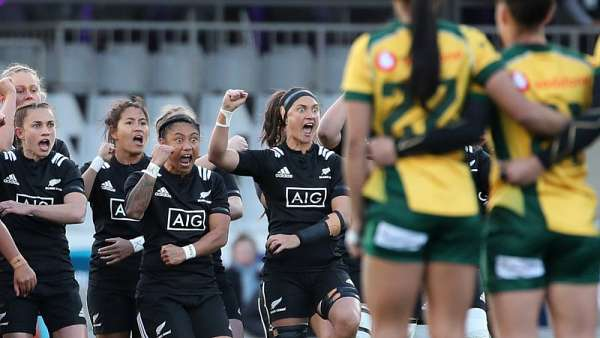 Black Ferns 45-17 Australia