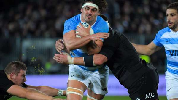 All Blacks 46-24 Los Pumas