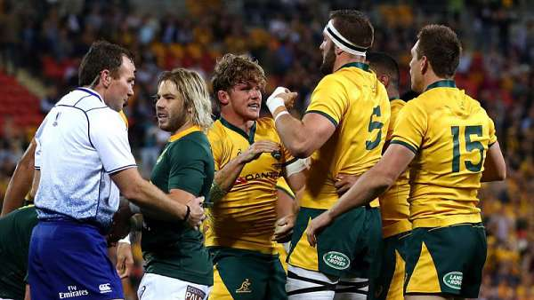 Wallabies 23-18 Springboks