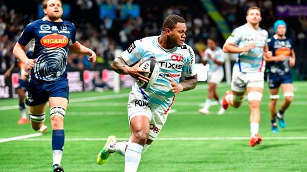 Top 5: Tries - Top 14 - Fecha 3