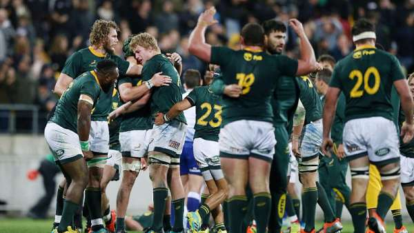 All Blacks 34-36 Springboks