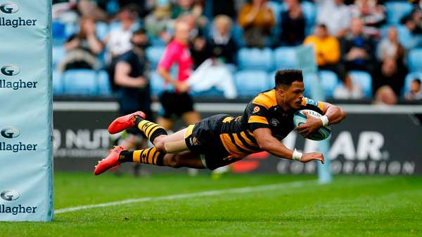 London Wasps 41-35 Leicester