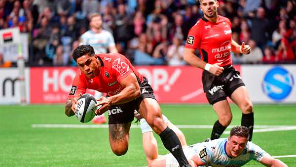 Top 5: Tries - Top 14 - Fecha 5
