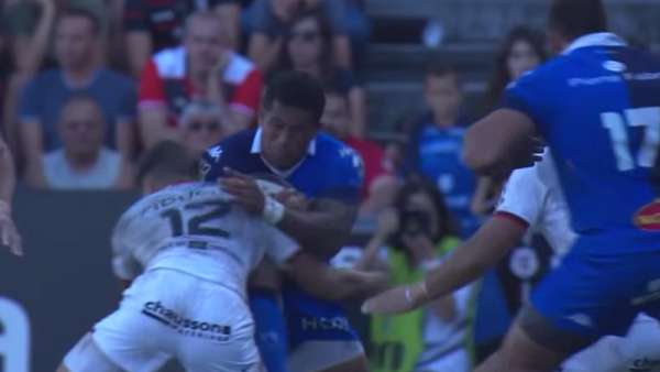 Top 5: Tackles - Top 14 - Fecha 6
