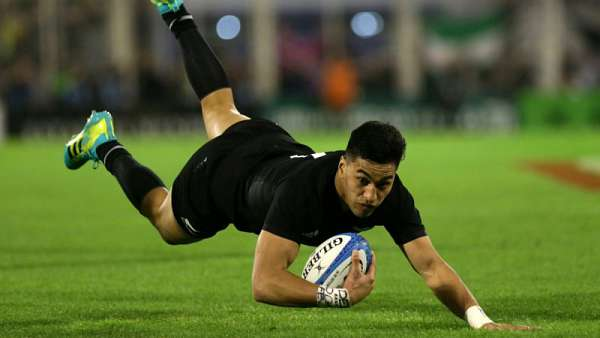 Springboks 30-32 All Blacks