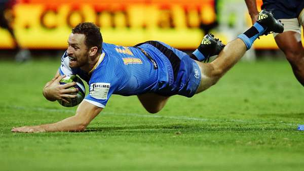 El exquisito try de Luke Morahan