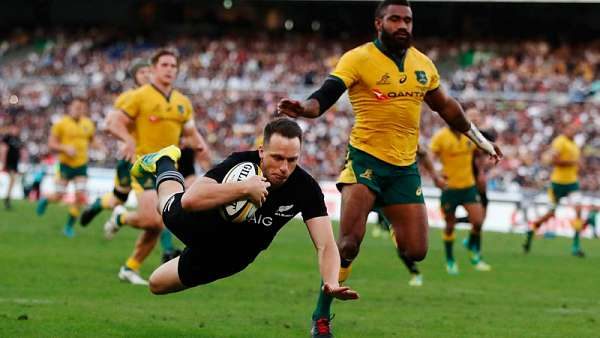 All Blacks 37-20 Wallabies