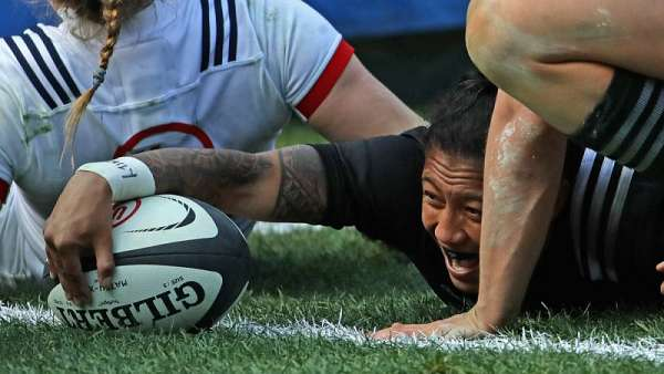 Francia 0-14 Black Ferns