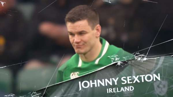 "Johnny Sexton es el ""Player of the Year 2018"""
