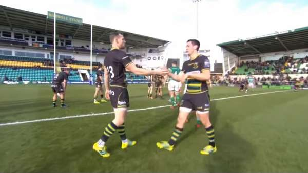 Northampton 59-33 Newcastle