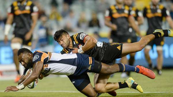 Brumbies 54-17 Chiefs