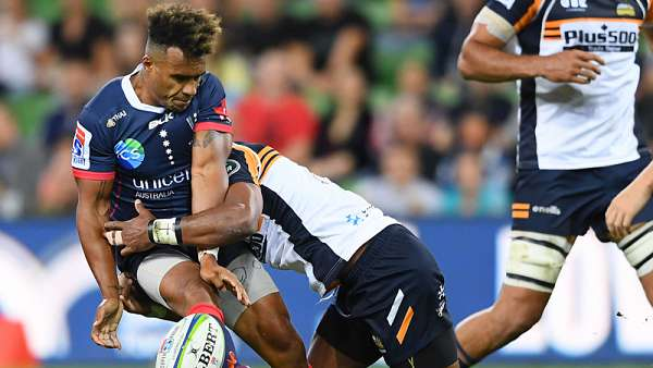 Rebels 29-26 Brumbies