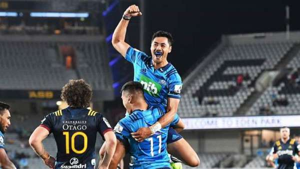 Blues 33-26 Highlanders