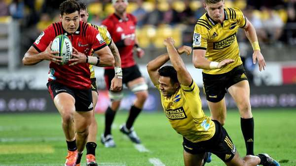 Hurricanes 8-32 Crusaders