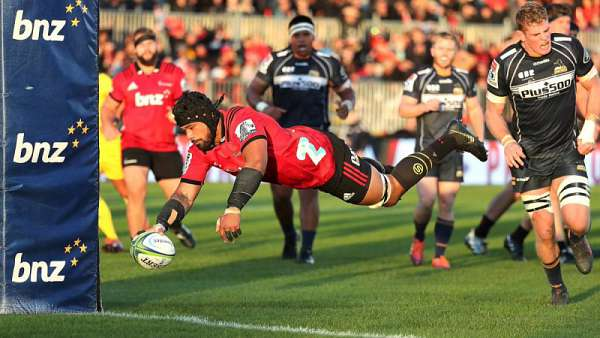 Crusaders 36-14 Brumbies