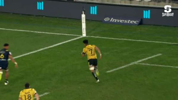 El Try Of The Week de la Semana 8 del Super Rugby
