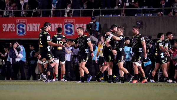 Sunwolves 23-29 Hurricanes