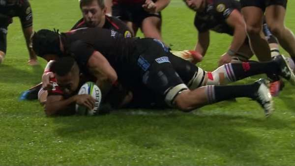 El Try Of The Week fue para Crusaders